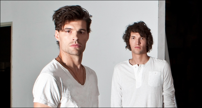For King & Country: Artist of the Year in Australia