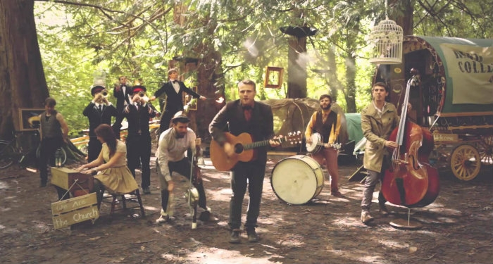 Rend Collective Experiment's New Album,