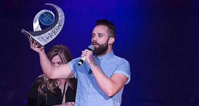 Skillet Emerges The Big Winner In The Second-Annual We Love Christian Music Awards