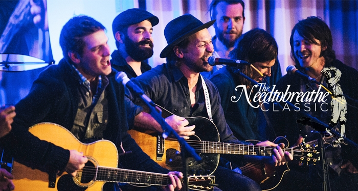 NEEDTOBREATHE Announces Annual Celebrity Golf Tournament, the