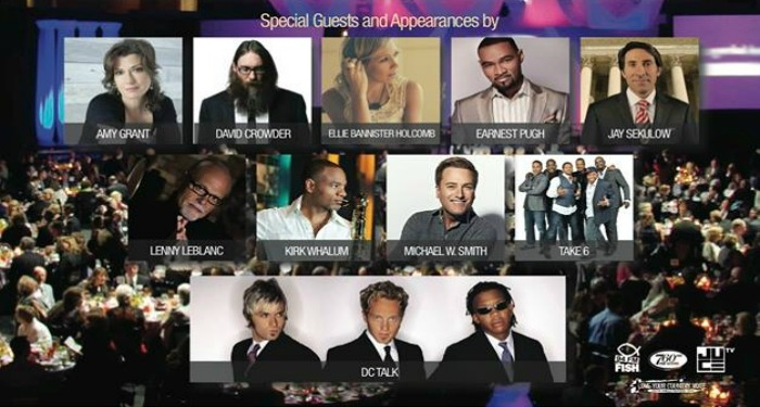 Gospel Music Association Reveals Talent Roster For GMA Hall Of Fame Ceremony