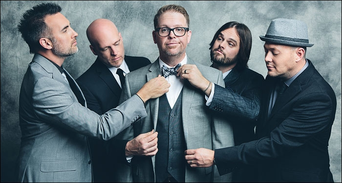 """MercyMe to Appear on The Today Show, Releases """"Welcome To ..."""