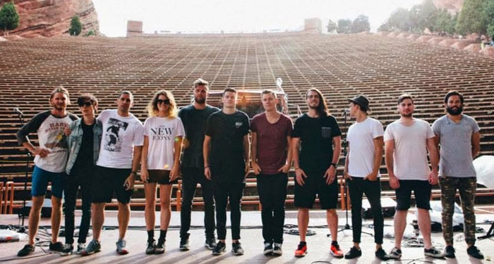Hillsong UNITED Celebrates Career First No. 1 Radio Song With