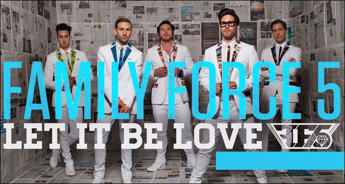 Family Force 5 Announce New Label, Single and Album This August