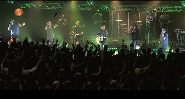 ​Miraculous Healing Inspires Title Track of LIFE Church Worship Album