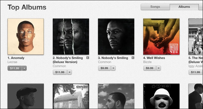 Lecrae Tops iTunes Chart on Preorders Alone