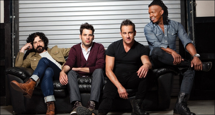 Newsboys to Release Hymns Album Hallelujah For The Cross