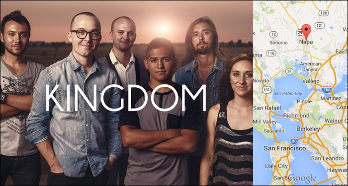 Worship Band KINGDOM Rocked by Napa Quake