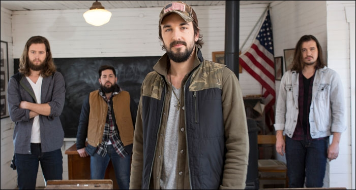 NRT Premieres Rhett Walker Band's New Video For