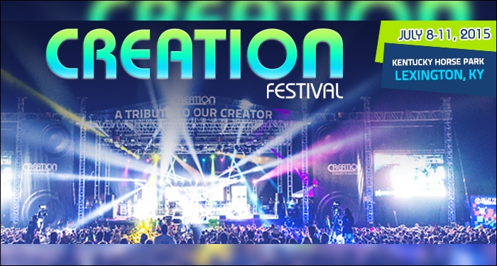 Ichthus Festival Relaunches and Rebrands as Creation Festival
