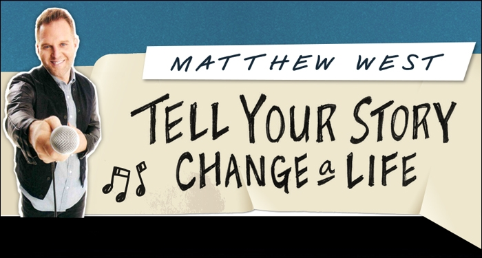 Matthew West Starts Writing Third Album Inspired by Fan Stories