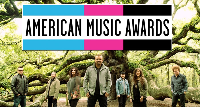 Casting Crowns Wins 2014 American Music Award For Favorite Contemporary Inspirational Artist