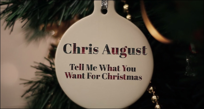 Chris August Releases Video For