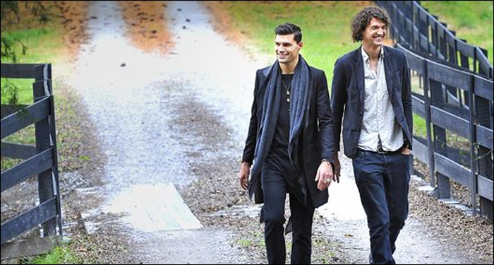 for KING & COUNTRY Brothers are the Tennessean's Thanksgiving Cover Story