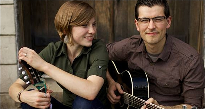 Indie/Folk Duo The Gray Havens Prepare to Launch Debut