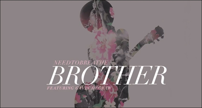 NEEDTOBREATHE Releases Single Featuring Gavin DeGraw