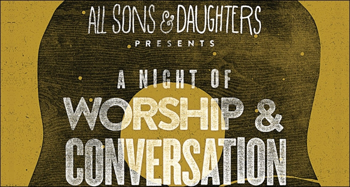 All Sons & Daughters Adds Tim Timmons to Three Nights of