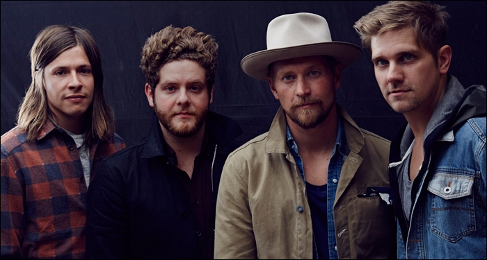 NEEDTOBREATHE Announces First Ever Live Album