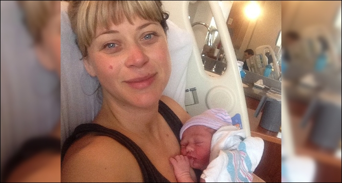 Fireflight's Dawn Michele Welcomes First Baby