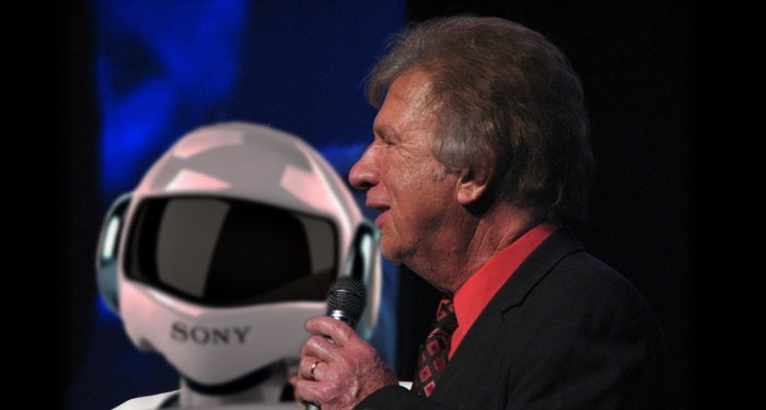 Bill Gaither Uploads Consciousness to Prototype Robot, Promises Albums for Centuries to Come