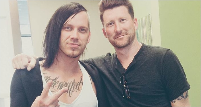 Stephen Christian of Anberlin Contributes to Upcoming We As Human Album