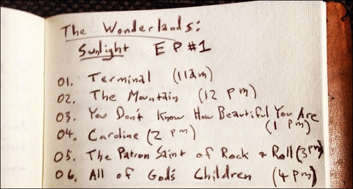 Jon Foreman Shares Tracklist for Solo Daylight EP