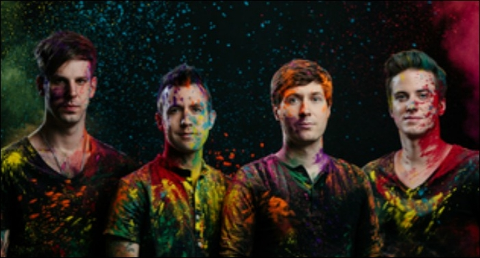 Hawk Nelson Premieres New Lyric Video Today Exclusively With NewReleaseTuesday.com