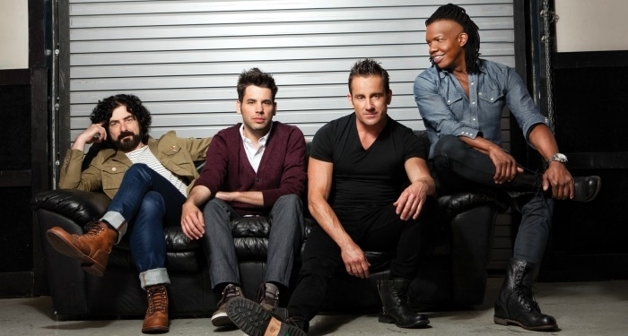 Newsboys Garner First Career PLATINUM® 