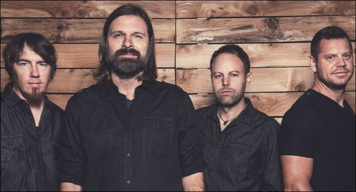 Third Day Will Perform Live Stream Concert With Yahoo! Live/Live Nation June 6