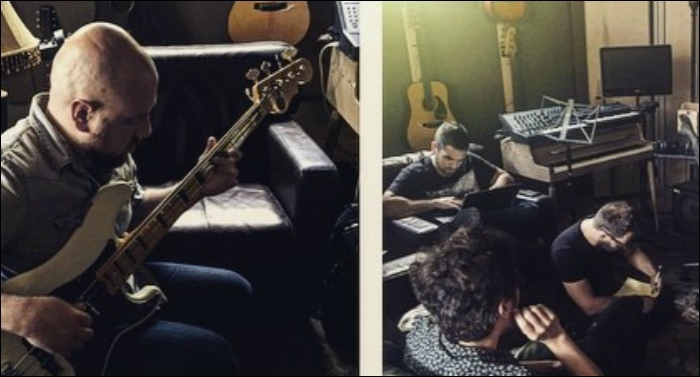Sanctus Real In The Studio To Work On New Songs