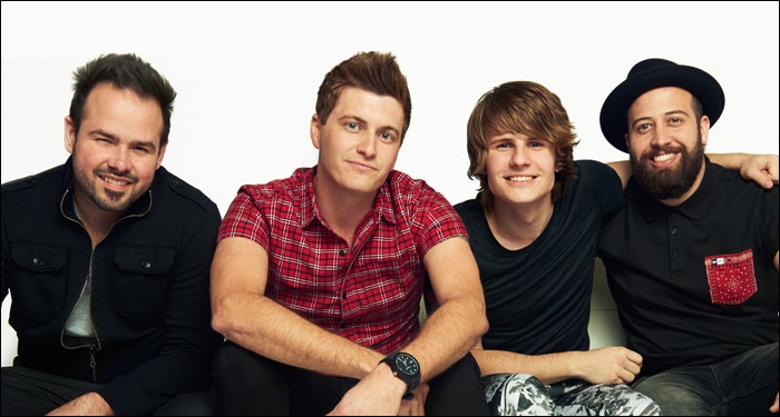 Audio Adrenaline to Make Grand Ole Opry Debut
