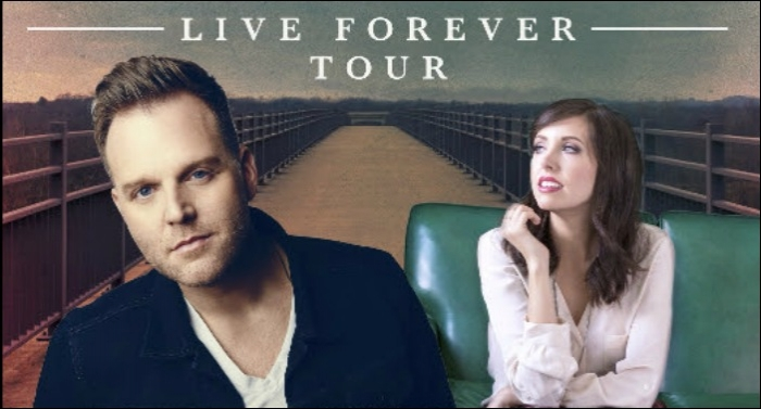 Matthew West Announces Fall Dates For Live Forever Tour