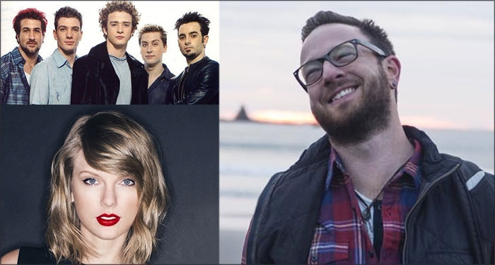 Chris August Brings *NSYNC, T-Swift Together