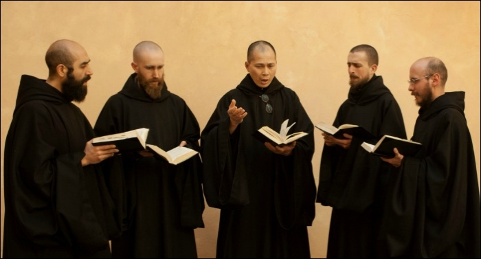 The Monks of Norcia Bring The Sound Of Chants Back To Norcia Italy After 200 Years