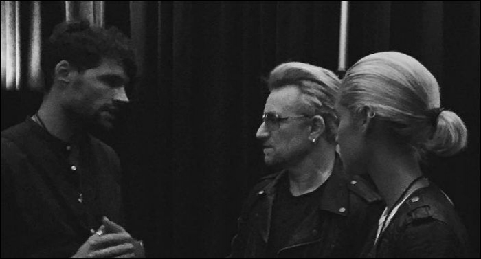 U2's Bono Attends For King & Country Show