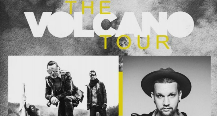 Rapture Ruckus And Jonathan Thulin To Headline Volcano Tour