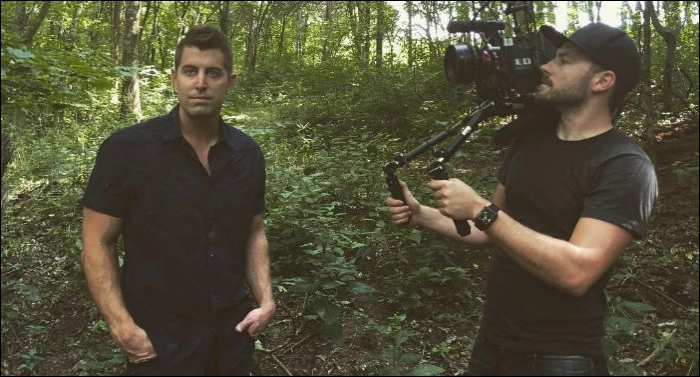 Jeremy Camp Shoots Video For