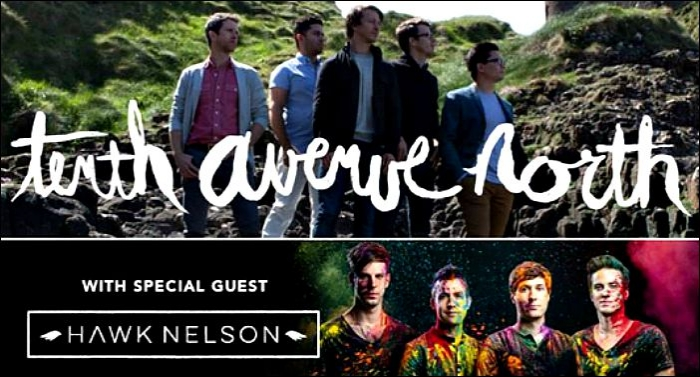 Hawk Nelson And Tenth Avenue North To Tour Spring 2016