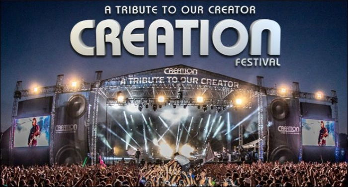 Creation Festivals Announce Dates For Northeast 2016