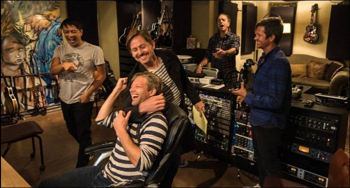 Switchfoot Returns To The Studio To Work On New Music