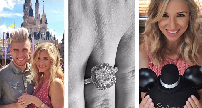 Colton Dixon Engaged