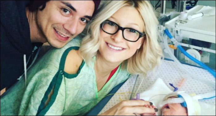 Jesus Culture's Chris Quilala And Wife Welcome New Baby