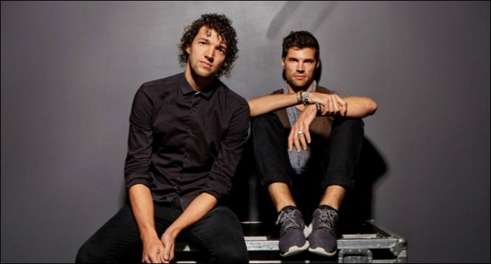 For King & Country Song Charts In Top 50 Mainstream Pop Radio