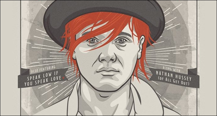 Aaron Gillespie Announces Acoustic Tour