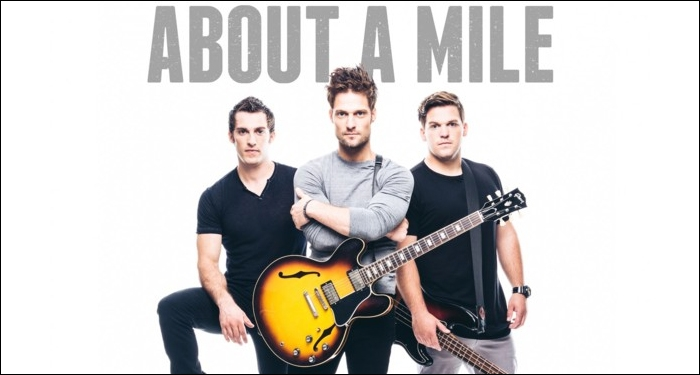 About A Mile Signs with Radiate Music