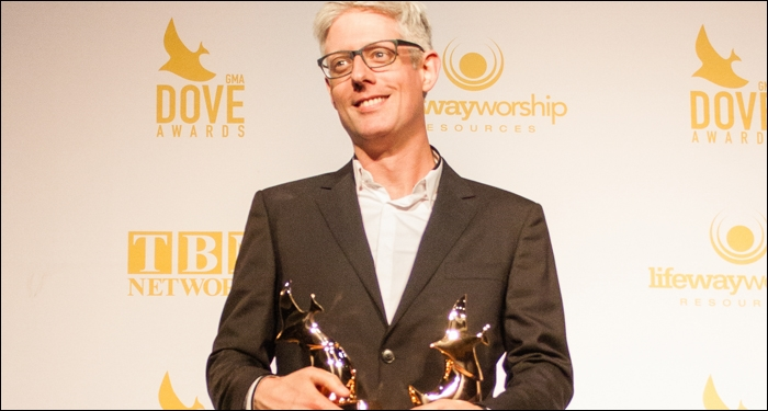 Matt Maher Shares Thoughts on The Pope at Dove Awards