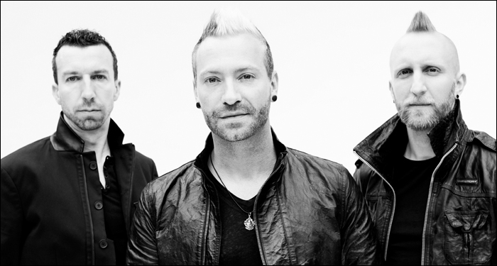 Thousand Foot Krutch's
