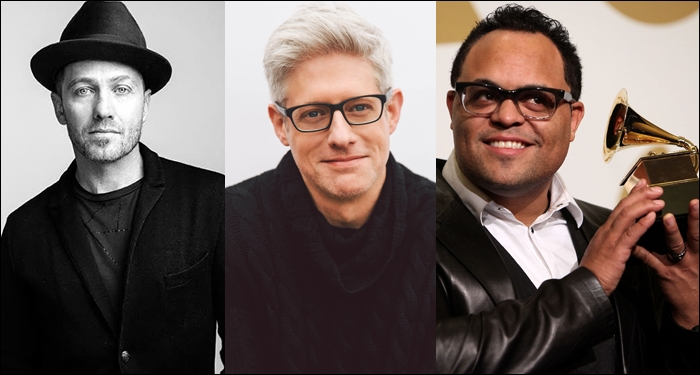 TobyMac, Matt Maher, Israel Houghton Lead Grammy Nominations