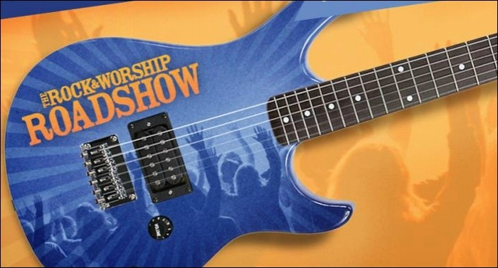 Win Autographed Guitar From Rock & Worship Roadshow Artists