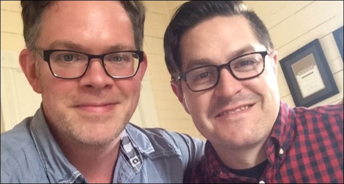 Jason Gray Collaborates with Jars Of Clay's Dan Haseltine